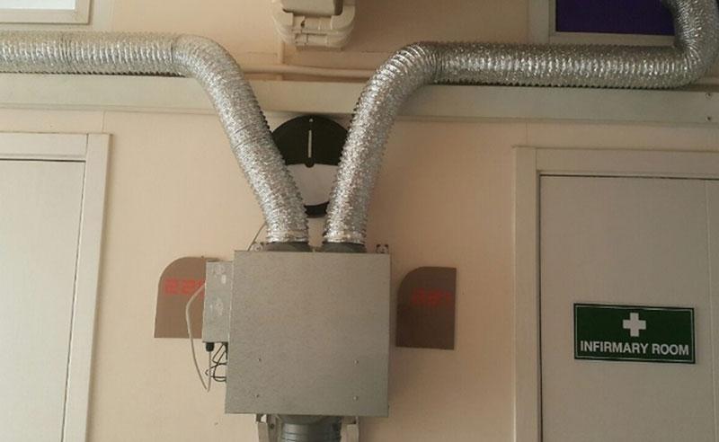 นวัตกรรมสร้างอากาศสะอาด (Clean air)