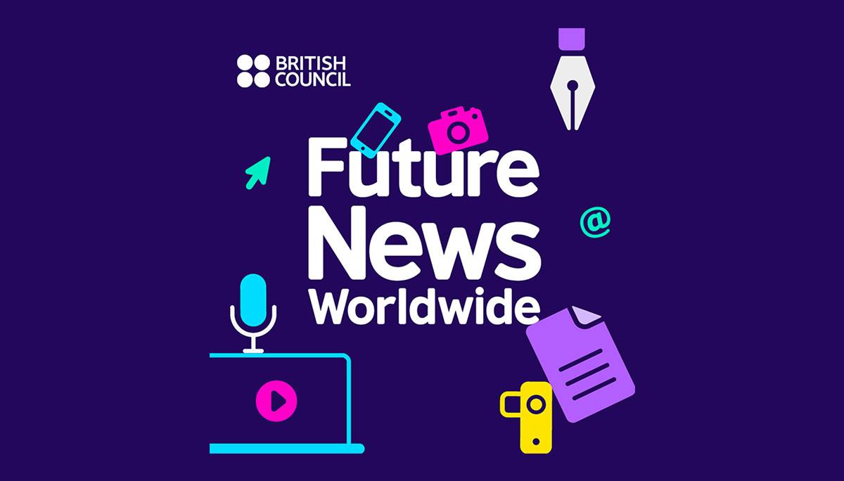 ชวนเยาวชนที่อยากเป็นนักข่าว ร่วมโครงการ Future News Worldwide 2021